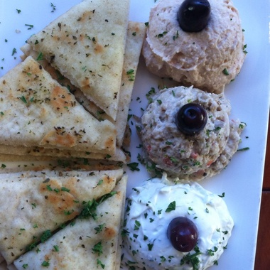 Mezes, A Taste of Greece 1
