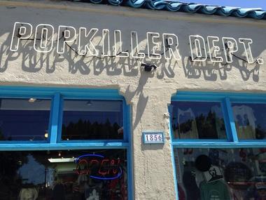 Popkiller Dept. 1