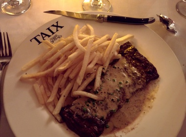 Taix French Restaurant 1