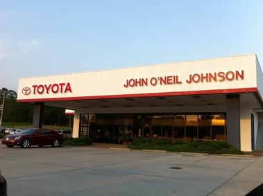 John Oneil Johnson Toyota U003eu003e John Ou0027neil Johnson Toyota In Meridian, MS
