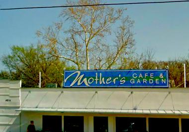 Mothers Cafe Garden In Austin Tx 78751 Citysearch