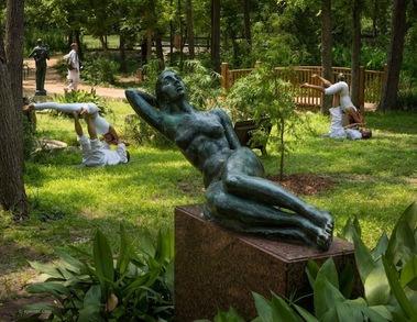 Umlauf Sculpture Garden And Museum In Austin Tx 78704 Citysearch