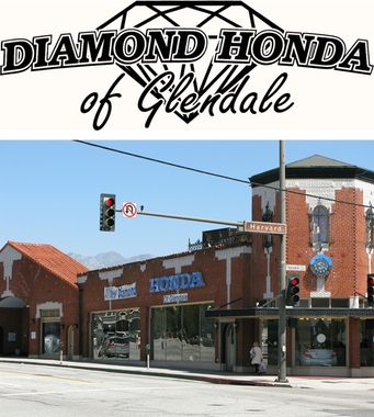 diamond honda of glendale closed in glendale ca 91205