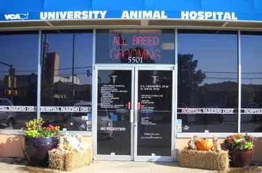 VCA University Animal Hospital 1