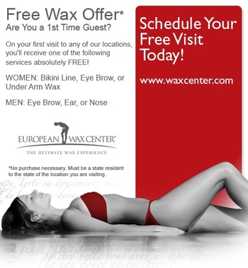 European Wax Center Men - senchou info