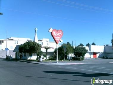 Cupids Wedding Chapel In Las Vegas NV 89101