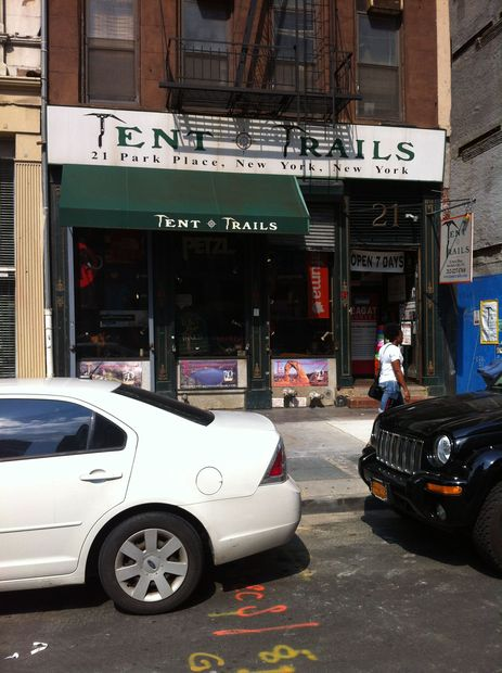 & Tent u0026 Trails in New York NY 10007 | Citysearch