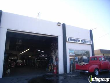 Broadway Motors Mufflers In Dublin Ca 94568 Citysearch