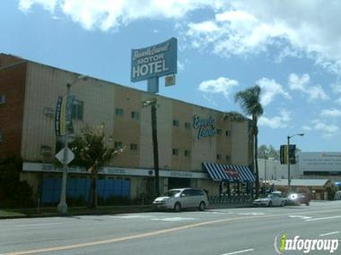 Beverly laurel motor hotel in los angeles ca 90048 for Motor hotel los angeles