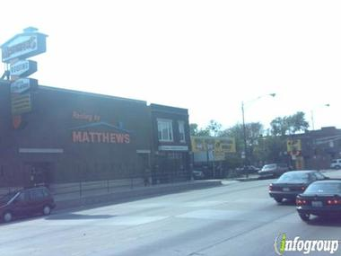 Marvelous Matthews Roofing Co Inc