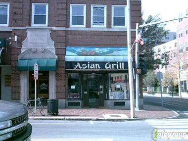 Asian restaurants in waltham