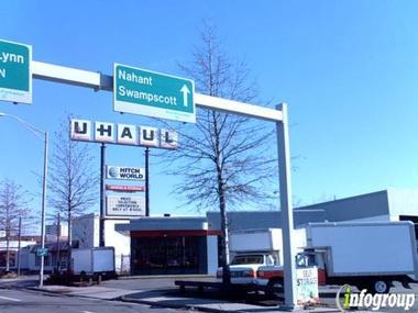 U Haul Moving U0026 Storage At Lynnway