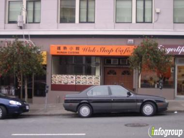 Wok Shop Cafe 1