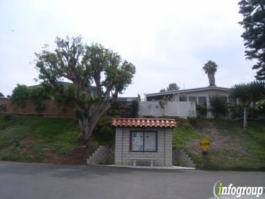 Green Valley Mobile Estates In Encinitas CA 92024