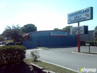 Fantasyland adult supercenter tampa, fl