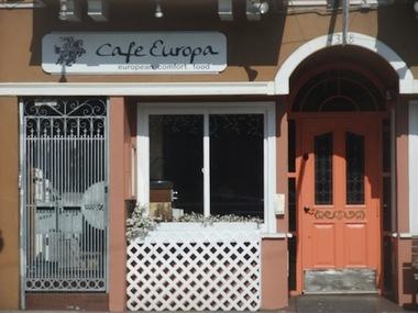 Cafe Europa 1