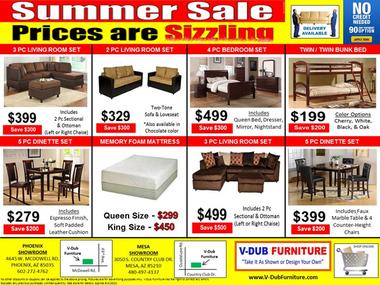 Exceptional V Dub Furniture