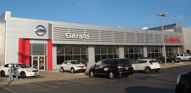 Gerald Nissan Naperville In Naperville Il 60540 Citysearch