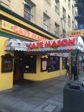 Cafe Mason 1